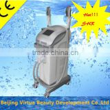 2016 new Popular SHR OPT system IPL hair removal/ permanent hair removal ipl hair removal promotion