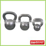various weights grey painted cast Iron Kettle Bell gravity casting kettle bell fitness exercise items
