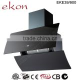 CE GS SAA CB Approved Auto Opening 90cm Kitchen Extractor Chimney Hood