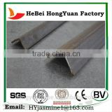 DIN 1028 Mild Steel Angle Used For Structure Building