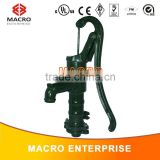 lifting water hydraulic hand pump/hand water well pump