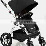 EN1888 AS/NZS2088 ASTM F833-10 Latest Design Top Quality Best Seller Good Baby Stroller with Beauty Mama Bag