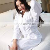 100% cotton terry robes for women