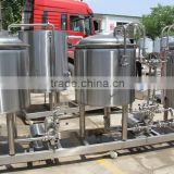 automatic beer brewing system 200L electric brewing system with high quality