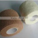 ( S )Elastic Adhesive Bandage 5cm x 4.5m (Stretched) cloth Strapping tape Wrist Protection