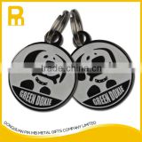 High class NFC metal dog tag/ pet tags with qr code