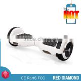 2015 best selling in Europe electric scooter 6.5 inch two wheel hover board with brand battery