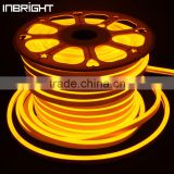 Yellow Mini 8*15mm Ultra Thin 12V Mini LED Neon Flex Light