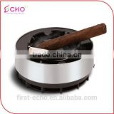 Smokeless Ashtray Smoke Free Ash Tray Battery Operated Portable Ideal for Use with Cigarettes, Cigars, Cigarillos, Pipes