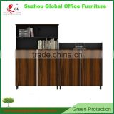 2015 China new design wooden bookcase/ filing cabinet