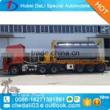 HCl and zinc chloride tank truck
