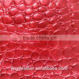 JRLj001 new design glitter fabric synthetic &artifical leather for bag shoes wallpaper guangzhou china factory dirtect sell