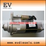 starter EP100 EP100T engine parts P11CT P11C starter motor truck engine parts overhauling