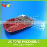 disposable plastic transparent deli container clear disposable food container                                                                         Quality Choice