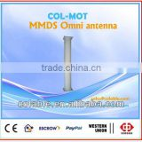 MMDS system used Omni antenna, frequency 2.5-2.7ghz