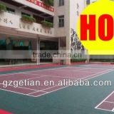 used badminton court flooring,badminton sport flooring,rubber badminton sports floor mat