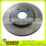 Auto Front Brake Disc Rotor 68032944AA 68032944AB 4721995AA for Chrysler Grand Voyager Voyager Dodge Journey Grand Caravan