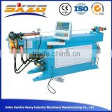 DW38NC 1inch semi auto hydraulic square tube bending machine, 38mmx2mm iron copper round price of pipe bending machine                                                                         Quality Choice