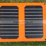 Small size solar panel with USB 2.0 solar charger