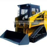 Mini crawler electric skid steer loader mini garden loader                                                                         Quality Choice