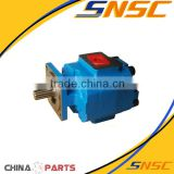 Wholesale PERMCO Gear pump hydraulic pump models 11C0057 single gear pump for LiuGong ZL50D