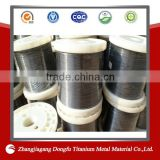 titanium wire rope medical use platinum wire