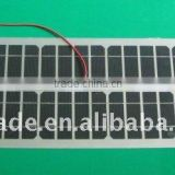 32W monocrystalline Semi-Flexible Solar Panel