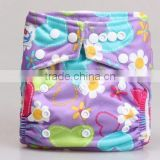 new printing baby cloth diaper panty