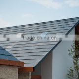 Eco-friendly and High quality slate for exterior weather proof board with cool and lightweight