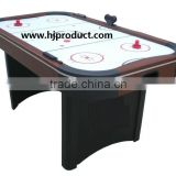 Classic sport indoor MDF air powered hockey table 7ft for sale