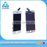 High quality Mobile phone LCD screen for iphone 5 A+ grade No dead pixel