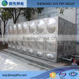 GRP water storage tank, Assembled panels water tanks for agriculture/farm/household/factory