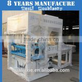 Automatic Hydraulic Concrete Cement Block/Brick Making Machine/Small concrete interlocking paver block making machine
