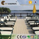 new tech crack-resistant cheap black solid used wood bamboo wpc composite flooring board decking