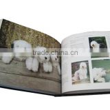 custom hardcover book print cheap softcover catalog printing gloss magazine printing factory