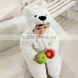 2016 polar bear costume/bear costume/animal costume for sale