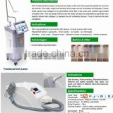 portable mini q switched nd yag laser for tattoo removal pigmentation treatment dark face whitenning q switched nd yag laser