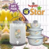 HOT POT AND COOLER GIFT PACK STAR (Casserole)