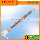 Different electric power white or color infrared panel home U-shaped carbon fiber oven heating element