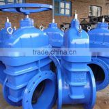 Iron butterfly valve with handle lever type,China manufacture part cast iron butterfly gate valve