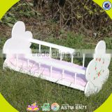 new design comfortable Swing baby crib/Baby rocking cradle WJ278012B