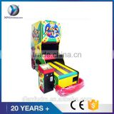 Coin operated most popular electronic lottery arcade game bowling game machine for sale