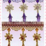 Handmade Craft Beaded Trim