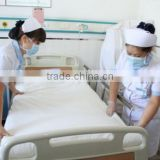 Special Design Hospital Bed Linen/Stripe Fabric Cotton Cheap Wholesale Hospital Bed Linen