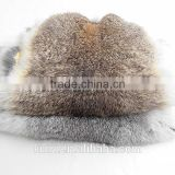 Genuine raw rabbit fur skin/plates and frozen rabbit skins for sale