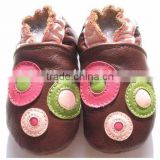 baby sheepskin leather shoes