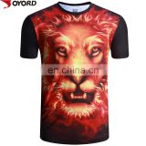 Brand clothing 2017 new Arrival Europe And America Top Hot 3 d printing men t shirts Casual t-shirt Clown Tops Tee