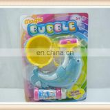 ELECTRIC TOYS DOLPHIN B/O BUBBLE TOYS BUBBLE GUN