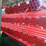 ERW Straight Seam  Welded Carbon Steel Pipe ASTM A53/ BS1387/ API 5L