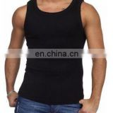 tank top - gym Singlet - black Singlets